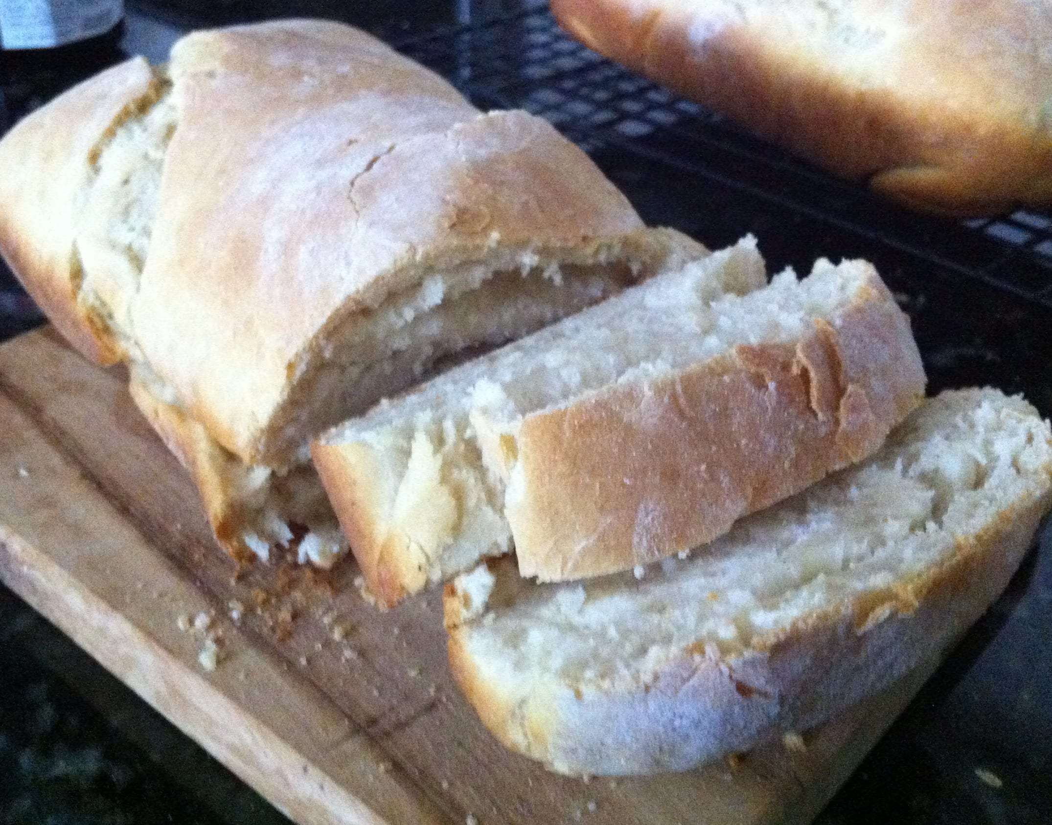 Potato Bread Loaves