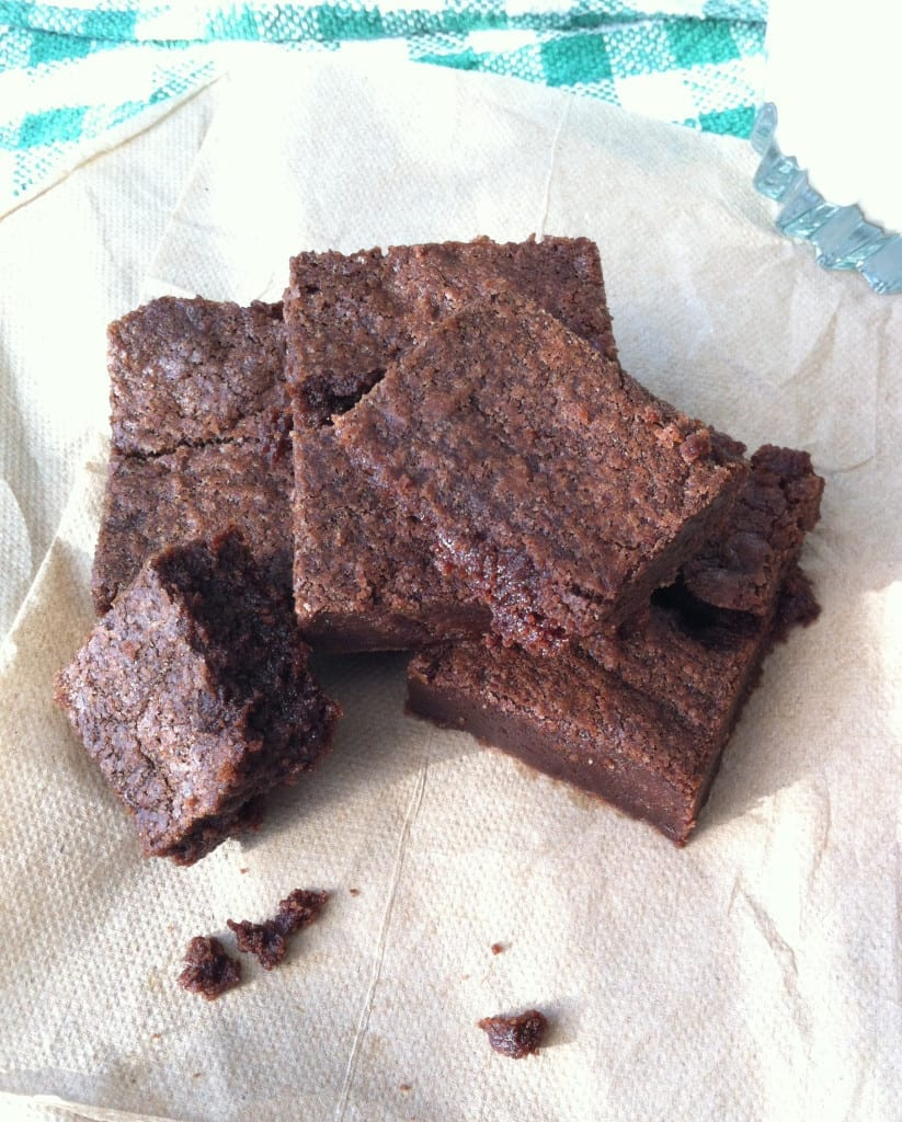 Rich, Fudgy Brownies