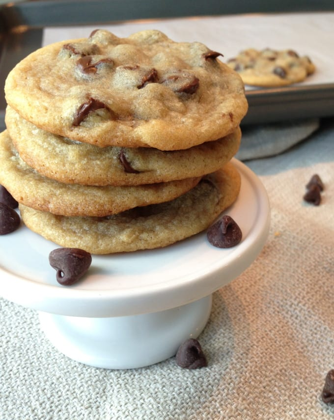 Cookies on a stand