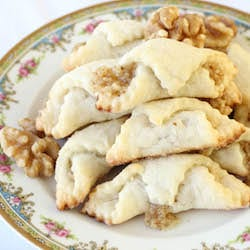 Hungarian Walnut Rolls