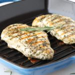 Foolproof Rosemary Grilled Chicken