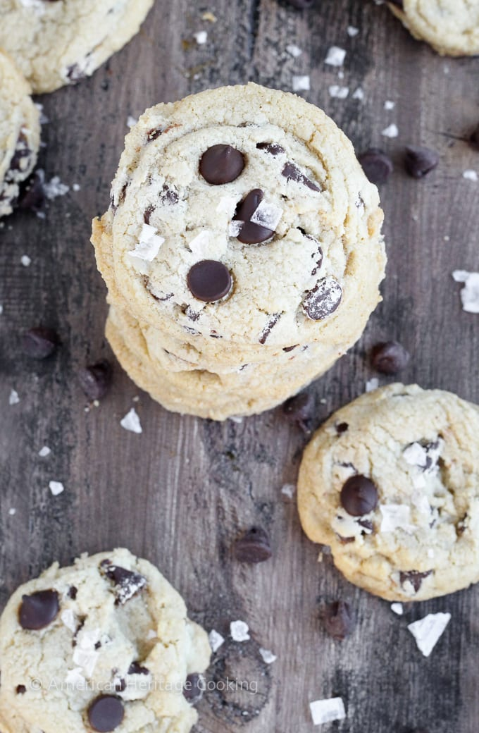 Johnny Iuzzinis Killer Chocolate Chip Cookies are full of contrast: soft on the inside and a little crisp on the outside; sweet and salty; familiar, yet with just a hint of adventure.