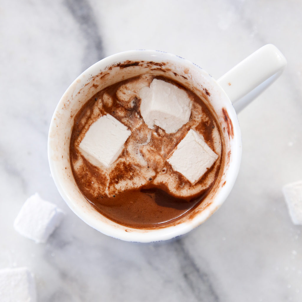 This DIY Hot Cocoa Mix tastes rich and deeply chocolaty but is just as easy as using store-bought packets!
