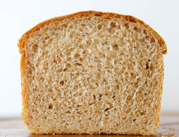 Perfect Whole Wheat Sandwich Bread