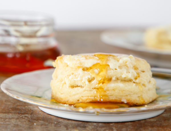 These are the best buttermilk biscuits ever: soft, flaky and incredibly tender! Look no further for your new favorite biscuit recipe!