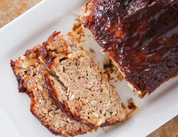moist meatloaf