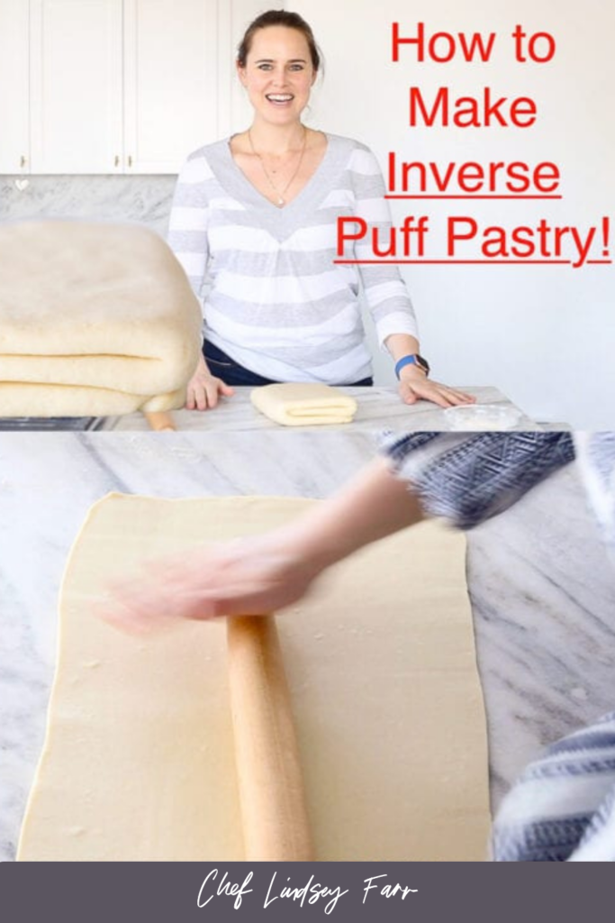 Inverse Puff Pastry